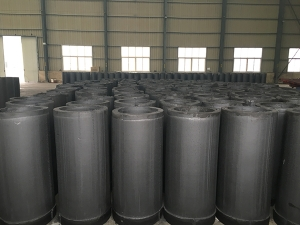 Characteristics of graphite crucible